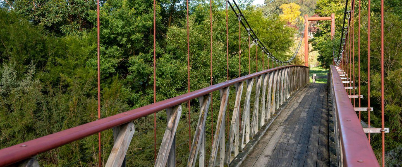 Buchan swing bridge